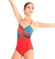 Adult Fused Strap Camisole Leotard - Style No 10107
