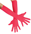 "Adult 18"" Long Stretch Gloves - Style No 15911"