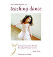 The Complete Guide to Teaching Dance Hard Cover Book - Style No 170RGB