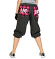 "Child ""LIVE, DANCE"" Sweat Pant - Style No 20211C"