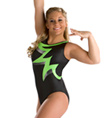 Child Night Flower Leotard - Style No 3635C