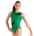 Adult Elegant Tank Leotard - Style No 3663