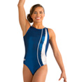 Adult Striped Tank Leotard - Style No 3665