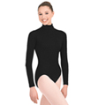 Adult Long Sleeve Turtleneck Leotard - Style No TB41