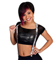 Sequin Suspenders - Style No 60350