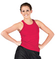 Adult Solid Racerback Tank Top - Style No AUG1202