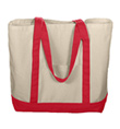 Large Color Strap Dance Tote - Style No AUG625