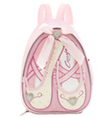 Ballet Slippers Backpack - Style No B122C