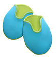 Aqua/Lime Large Ouch Pouch - Style No BH1055AL