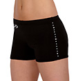 Child Short with Clear Crystals - Style No CB502C
