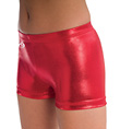Child Low Rise Metallic Short - Style No CB508C
