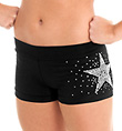 Child Sequins Star Cheer Short - Style No CB529C