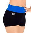 Adult Fold Down Waist Short - Style No CB531