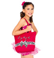 Zebra Dance Tote - Style No CBG28240