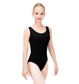 Adult Crossover Back Tank Leotard - Style No DA1005M