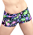 Adult Neon Splatter Short - Style No FD0119