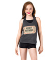 Girls Admit Nothing Halter Top - Style No FD0191C