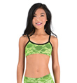 Girls Neon Lace Camisole Bra Top - Style No FD0213C