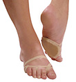 Adult Half Sole Foot Thong - Style No FT100