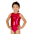Child Gymnastic Basic Tank Leotard - Style No G500C