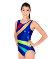 "Adult ""Mystique"" Gymnastic Tank Leotard - Style No G561"