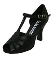 Ladies Latin/Rhythm Ballroom Shoe - Style No GO955