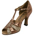 Ladies Latin/Rhythm Ballroom Shoe - Style No GO958