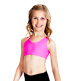 Child Racer Back Bra Top - Style No H1848