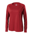 Ladies Spark Long Sleeve Shirt - Style No HOL222364