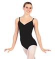 Pinch Front Camisole Leotard - Style No M202L