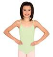 Child Cotton Camisole Leotard - Style No M207C