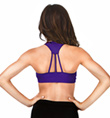 Triple Strap Back Tank Bra Top - Style No M3030