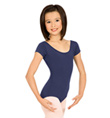 Girls Cap Sleeve Leotard - Style No M515CD