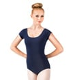 Adult Cap Sleeve Leotard - Style No M515L
