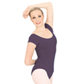 Cap Sleeve Leotard - Style No M515LD