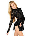 Short Lace Dress - Style No N7013