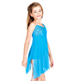 Child Lyrical Dress with Attached Shorty Unitard - Style No N7100C