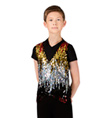 Mens Sequin Vest - Style No N7211
