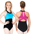 Clover Strap Back Tank Leotard - Style No N8418