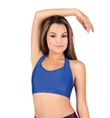 Halter Bra Top With Sweetheart Neckline - Style No N8591