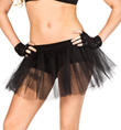 Booty Short With Attached Tutu - Style No N8596