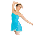 Asymmetrical Dance Dress - Style No P730