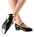 """Adult """"Kelly"""" Buckle Tap Shoe - Style No S0370L"""
