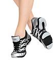 """Adult """"Twist"""" Dance Sneaker - Style No S0522"""