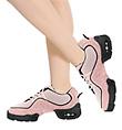 Adult Mesh Dance Sneaker - Style No S0538L