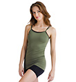 Long Camisole Top With Adjustable Straps - Style No T03L