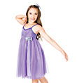"""Wisteria"" Child Lyrical Dress - Style No TH1009C"