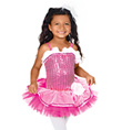 """Thank Heaven for Little Girls"" Child Camisole Dress - Style No TH1012C"