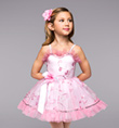 """My Girl"" Child Camisole Dress - Style No TH1018C"