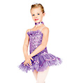 Tiny Dancer Child Camisole Dress - Style No TH1020C